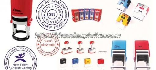 Dịch vụ khắc dấu logo giá rẻ lấy ngay tại Gia Lai | Công ty khắc dấu Vietlink
